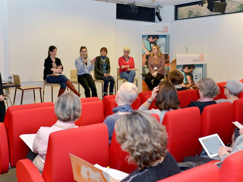 Forum des Associations de l'Institut Curie