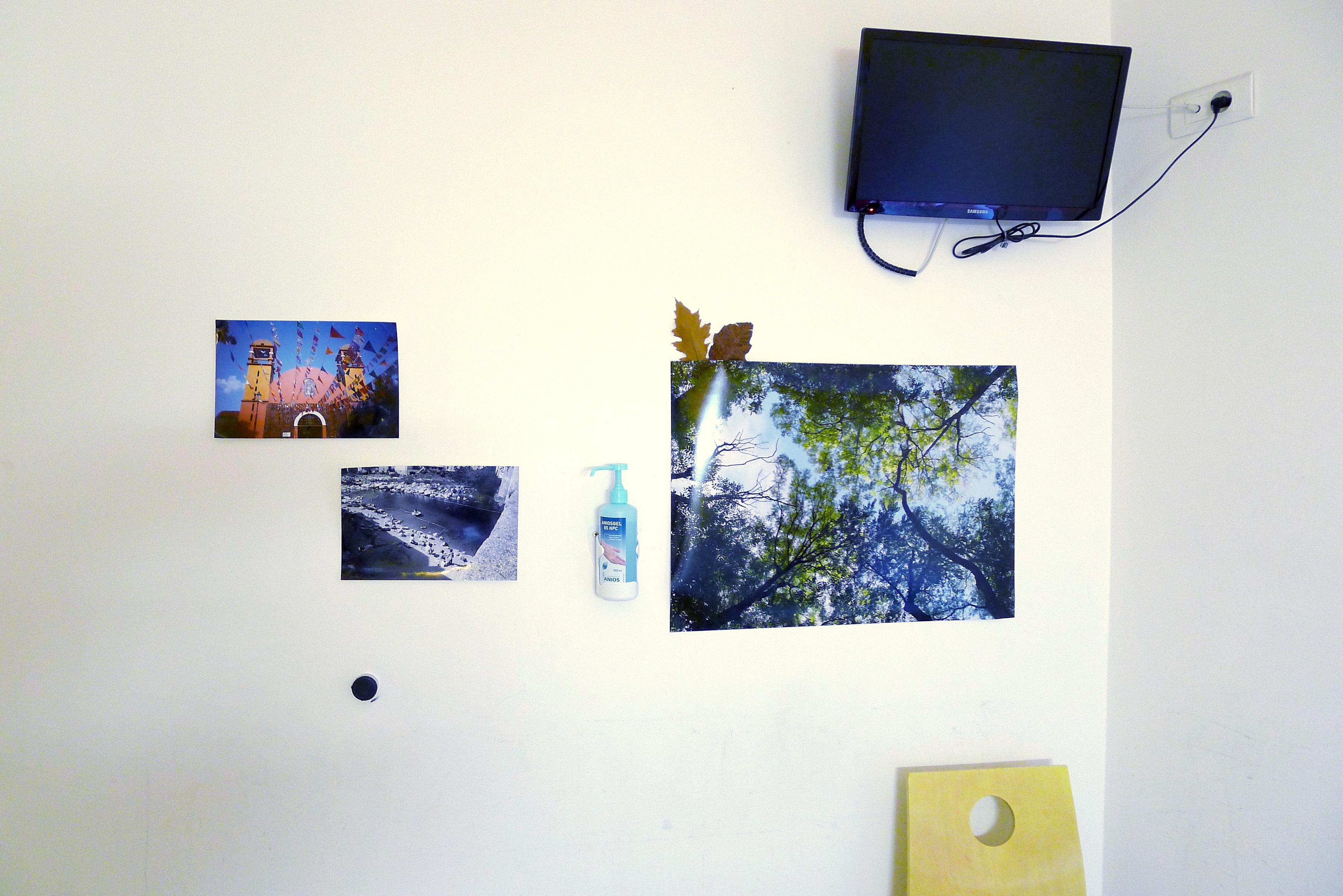Le tirage au mur de la chambre - S'il n'y avait qu'une image