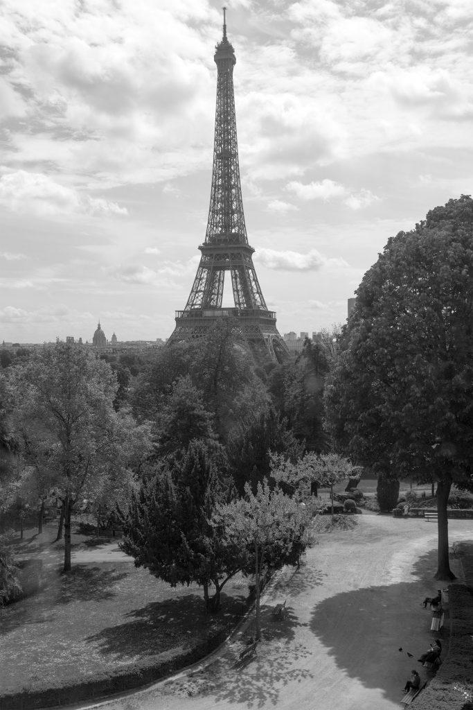 La Tour Eiffel - S'il n'y avait qu'une image