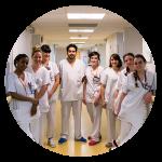 Les soignants de l'Institut Curie - Versailles - S'il n'y avait qu'une image