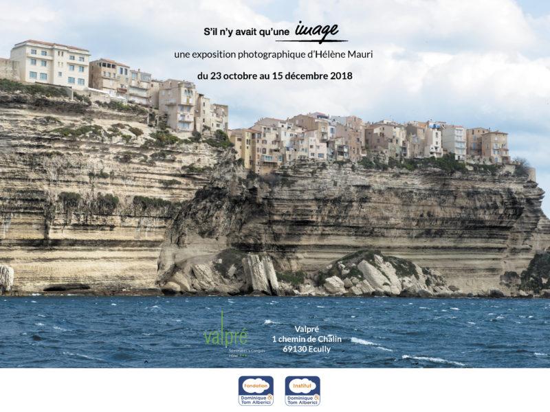 Exposition à Valpré du 23 octobre au 15 décembre 2018